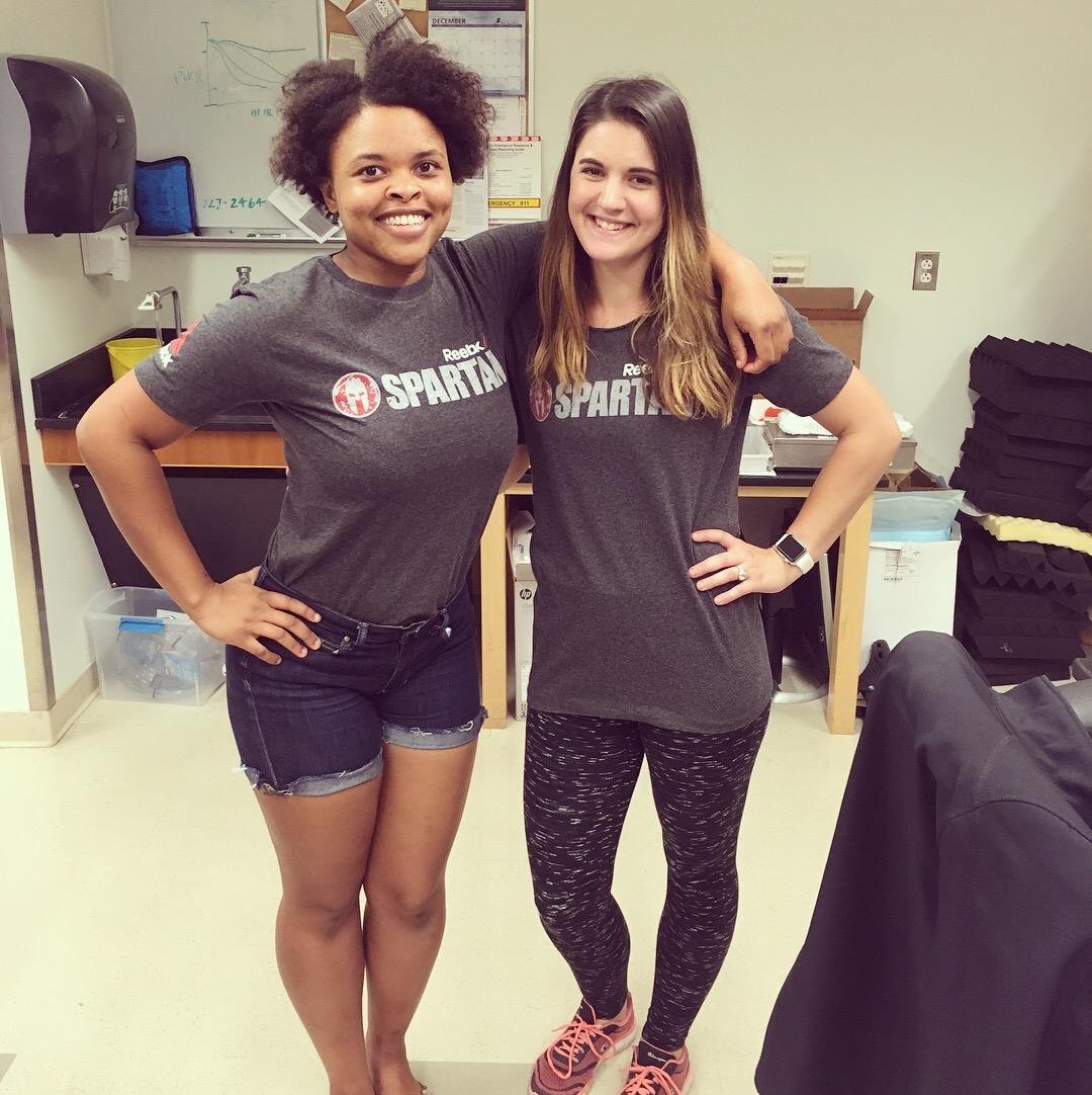 Ashley and Brinnae